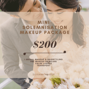 Silviana makeup Mini Solemnization Makeup Package