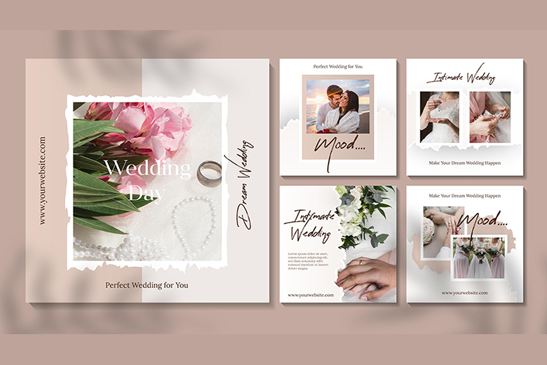How to Create a Wedding Mood Board that Will Help You Find Your Perfect-Fit Vendors